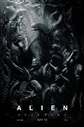 Alien Covenant 2017 Book Cover