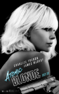 Atomic Blonde Book Cover