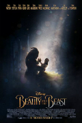 Beauty and the Beast 2017 Book Cover