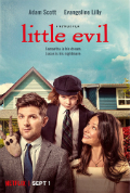 Little Evil Book Cover