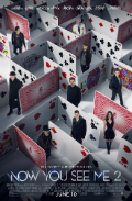 Now You See Me 2 Book Cover