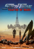 Starship Troopers: Traitor of Mars Book Cover