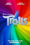 Trolls Book Cover