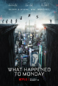 What Happened to Monday Book Cover