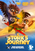 A Stork's Journey Subtitles Book Cover