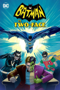 Batman vs Two-Face subtitles Book Cover