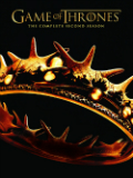 Game of Thrones Season 2 subtitles Book Cover