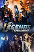 legends of tomorrow season 1 episode 1 Book Cover