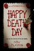 Happy Death Day Subtitles Book Cover