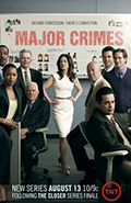 Major Crimes Season 6 Episode 5 subtitle Book Cover