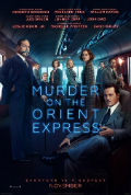 Murder on the Orient Express subtitle Book Cover