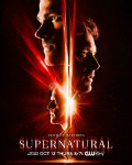 Supernatural season 13 episode 14 english subtitle Book Cover