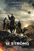 12 Strong Subtitles Book Cover