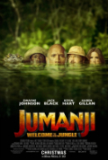 Jumanji English Subtitle Book Cover