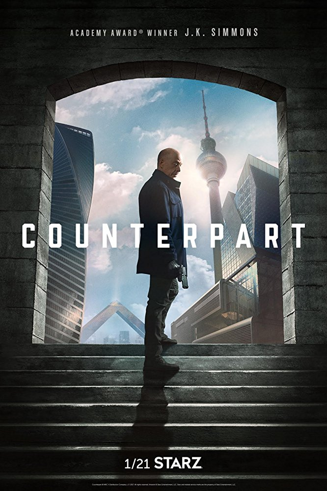 Counterpart Season 1 Episode 7 Subtitle Book Cover